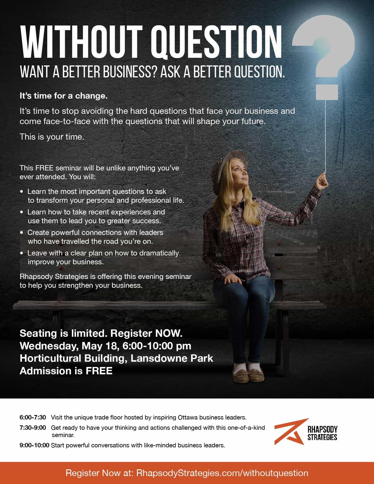 powerful questions rhapsody strategies business coaching out question