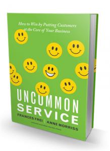 Uncommon Service – Business Epics