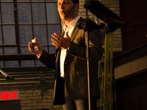 Eric Deschamps – Professional Speaker 11