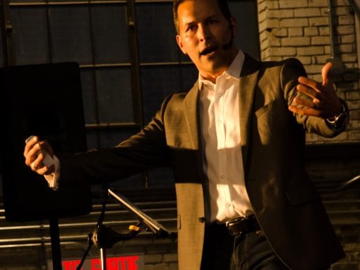 Eric Deschamps – Professional Speaker 1