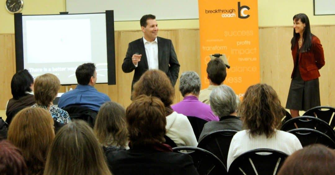Eric Deschamps – Professional Speaker