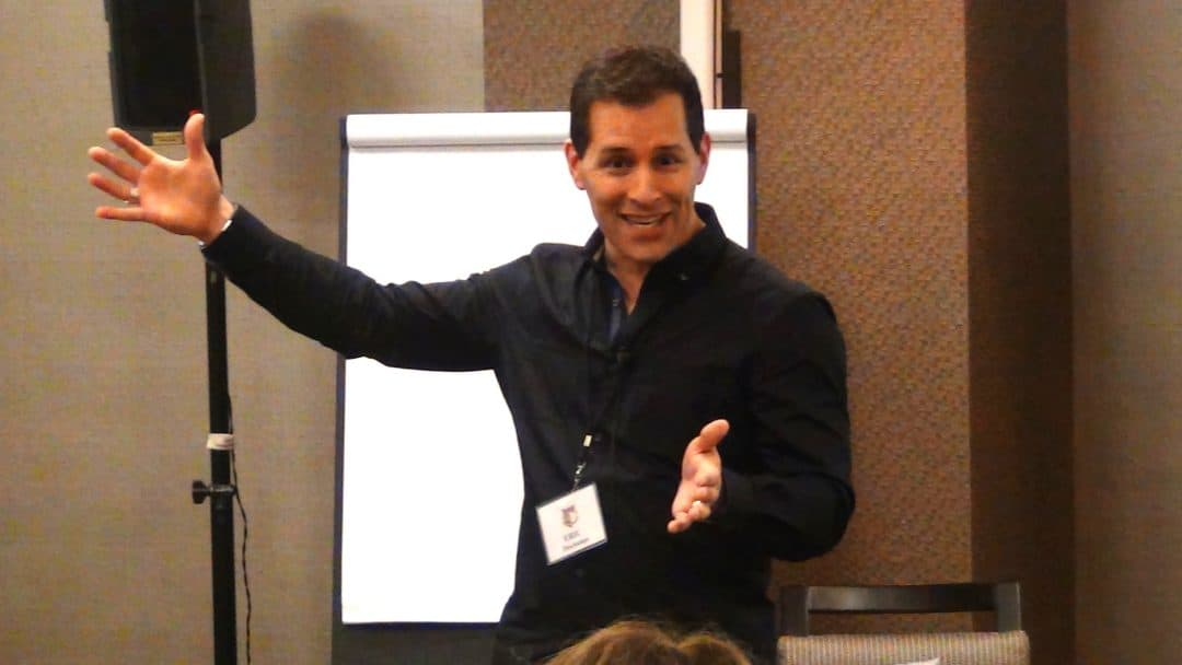 Eric Deschamps – Professional Speaker