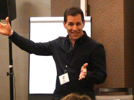 Eric Deschamps – Professional Speaker 32