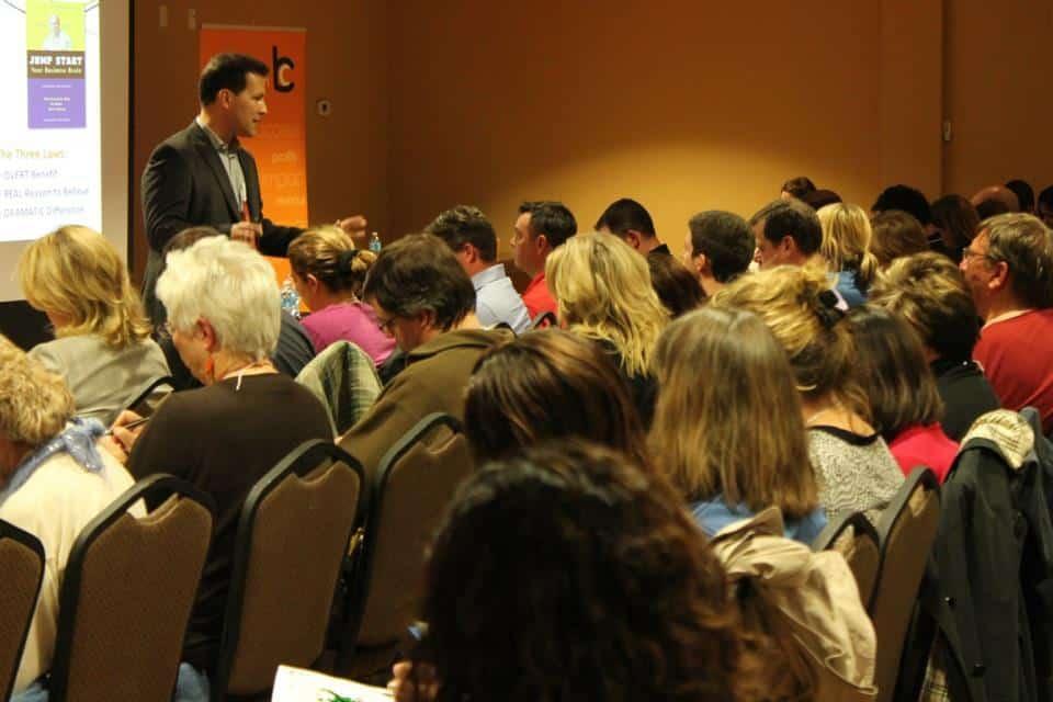 Eric Deschamps – Professional Speaker 19