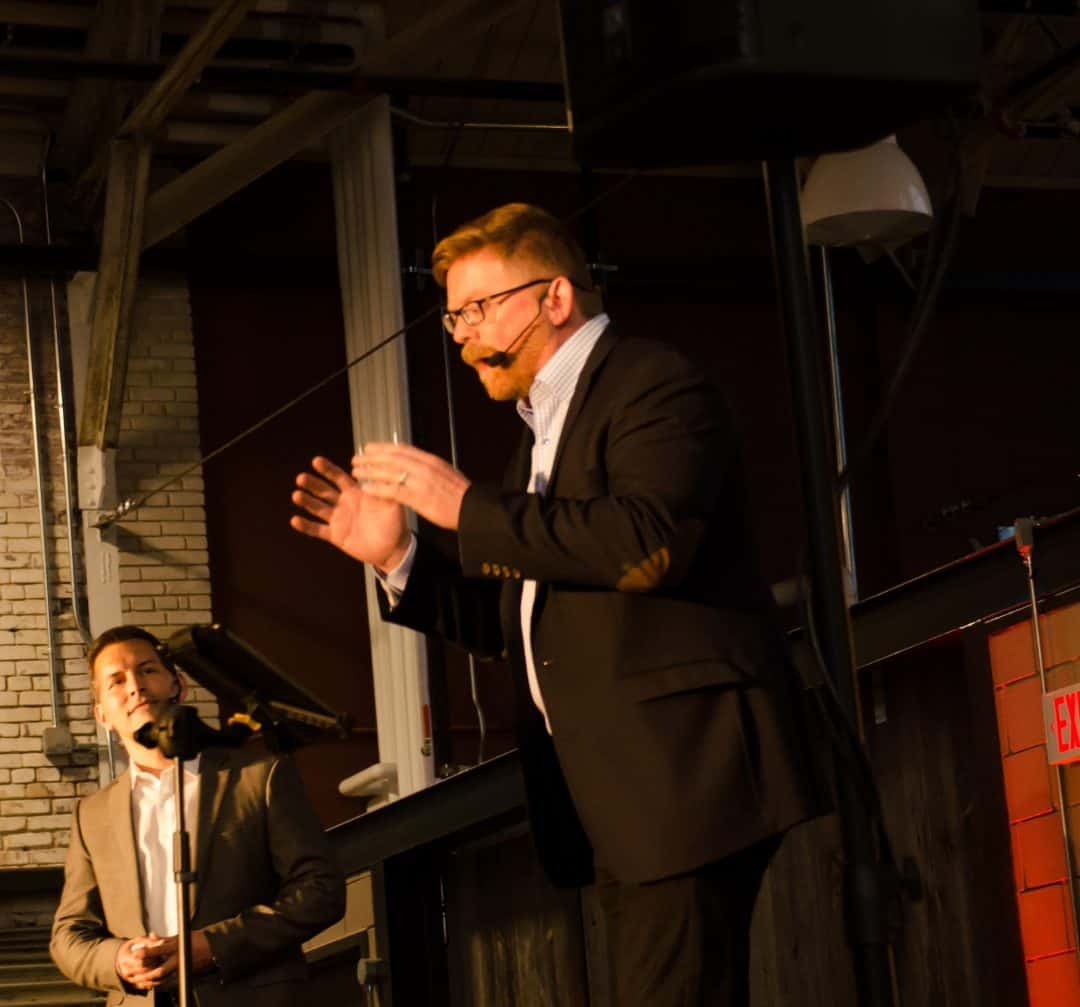 Rob Dale – Professional Speaker 2
