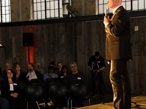 Trefor Munn-Venn – Professional Speaker 2