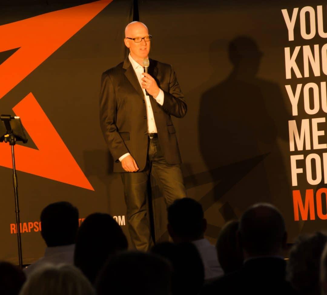 Trefor Munn-Venn, Professional Speaker