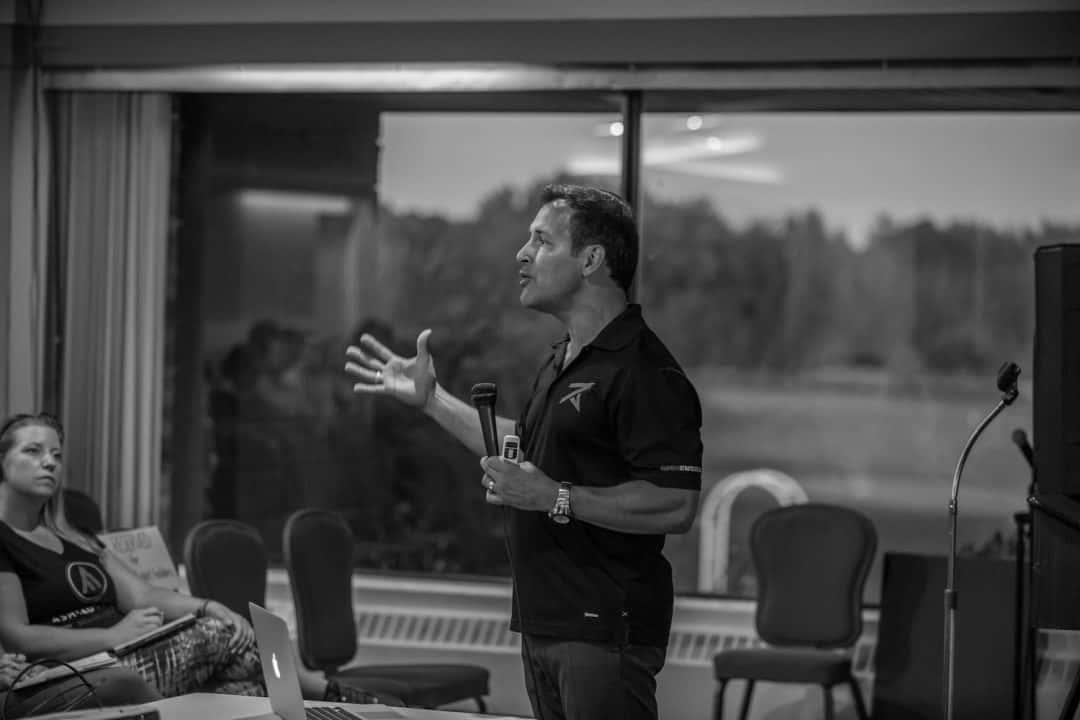 Eric Deschamps – Professional Speaker 49