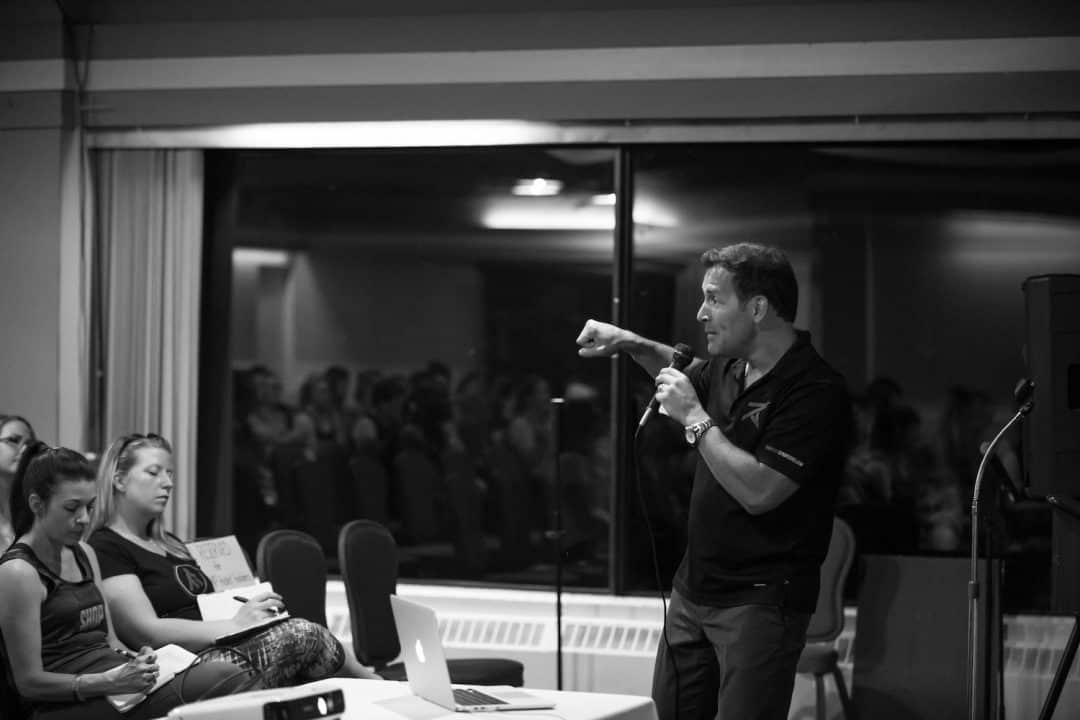 Eric Deschamps - Professional Speaker