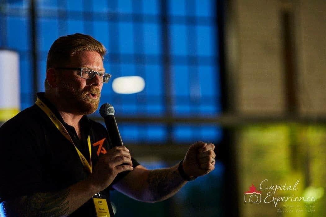 Rob Dale – Professional Speaker