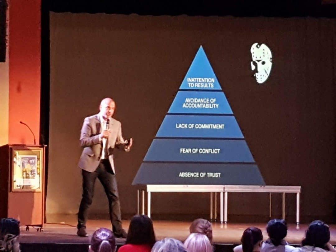 Steve Osmond, Professional Speaker